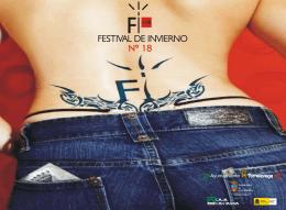 Folleto Festival Invierno