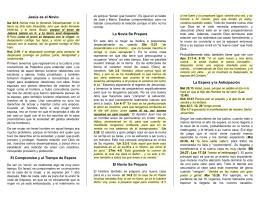 eb04 Cristo el Novio - Folletos y Tratados Evangelicos