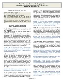 MRC EMT-RS Semana 18 Marzo