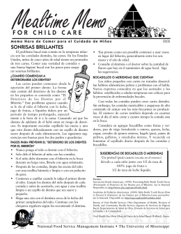 FOR CHILD CARE