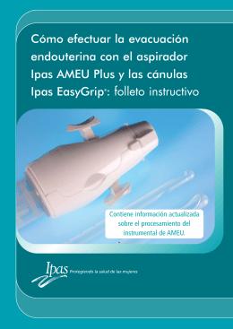 Instructivo Tecnica AMEU - Medica-Tec
