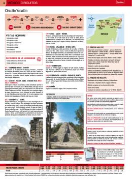 Circuito Yucatán