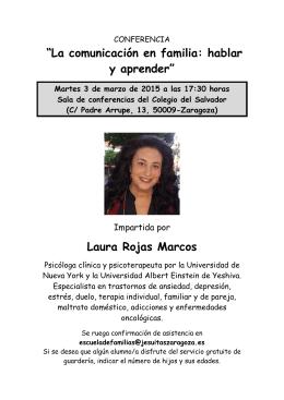 Folleto Laura Rojas Marcos modificado