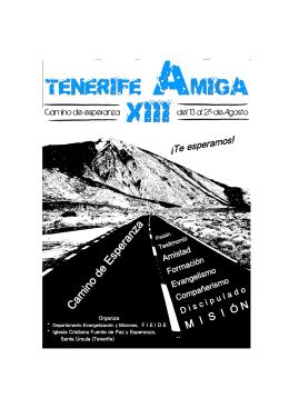 Descargar Folleto Tenerife Amiga