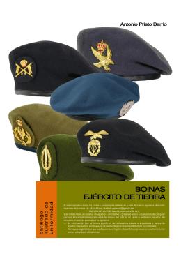 BOINAS EJÉRCITO DE TIERRA