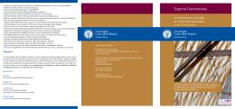 8ª Edición del Curso de Experto Universitario en Prevención y