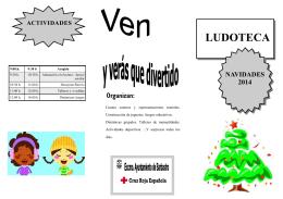 folleto ludo navidad 2014.pub