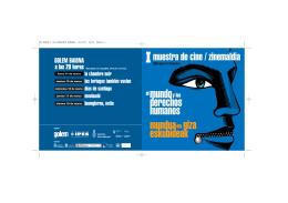 2005 - El Cine, el Mundo y los Derechos Humanos