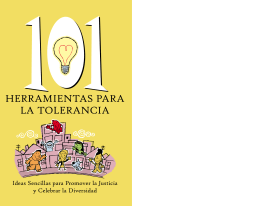 101 ideas para practicar la tolerancia