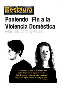 Poniendo Fin a la Violencia Doméstica