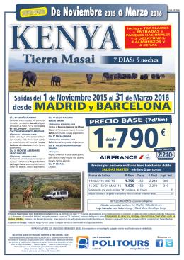 Tierra Masai