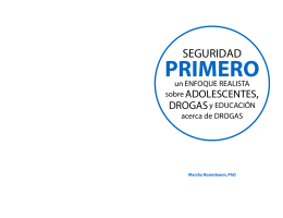 Seguridad Primero: Spanish Version of Reality