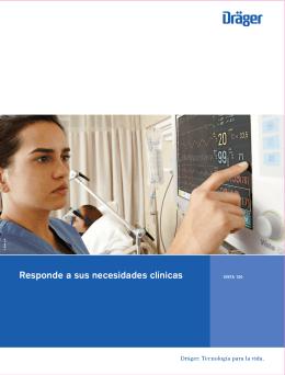 Monitor de paciente Vista 120