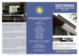 Folleto 1 - UEG (Unión española de geotermia)