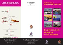 arte folleto escuela08. - Dirección General de Protección