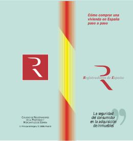 Cómo comprar una vivienda en España paso a paso
