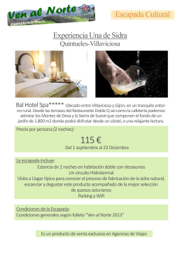 115 € - Viajes Bidasoa