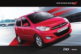 Descargue el catálogo del Dodge i10