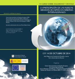 folleto iv jornadas seguridad y defensa oct14