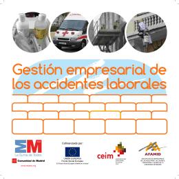 Gestión empresarial de los accidentes laborales