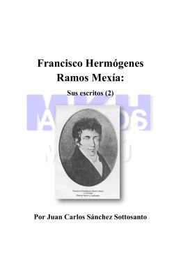 Francisco Hermógenes Ramos Mexía: