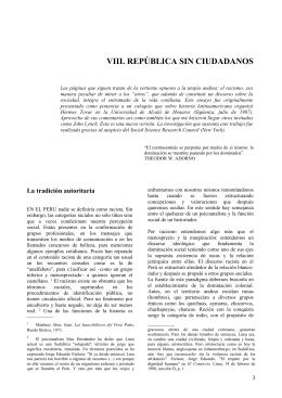 República sin Ciudadanos - Partido Político CONSTRUCTORES