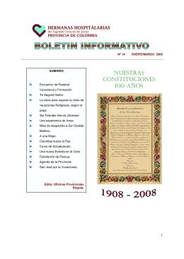 Descargar PDF - hermanas hospitalarias colombia