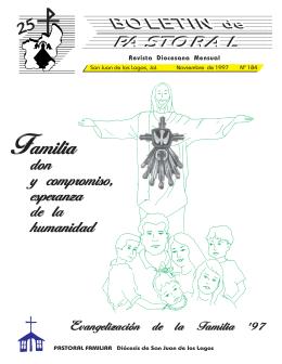 Familia - Diócesis de San Juan de los Lagos