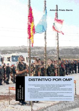 DISTINTIVO POR OMP - coleccionesmilitares
