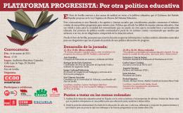 Programa de la jornada - Fundación Europa de los Ciudadanos