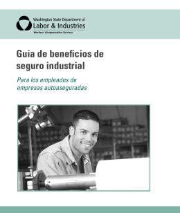 Guia de beneficios de seguro industrial