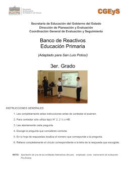 3º SEMESTRAL 11 OK - Secretaría de Educación de Gobierno del