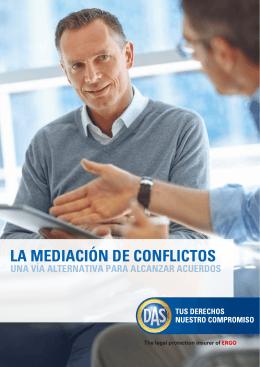 qué es la mediación de conflictos?