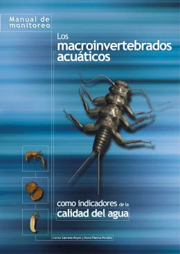 Macroinvertebrados Acuáticos