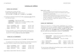 FOLLETO Cursillos MAYENCOS Fondo 2013-14