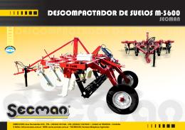 FOLLETO SECMAN 2012.cdr - SECMAN Fábrica de Máquinas