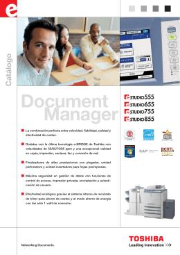 Catalogo e-STUDIO555-655-755
