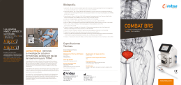 Folleto Combat - Inibsa Hospital
