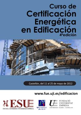 Descargar folleto del curso - Fundació Universitat Jaume I