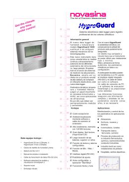 Folleto Hygroguard Español (EQNL)