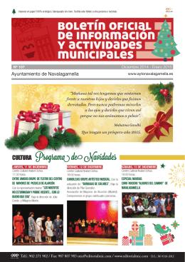 diciembre 2014 - enero 2015 boletín