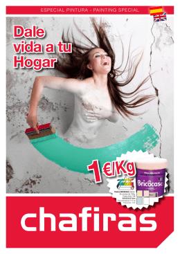 1€/Kg - Chafiras