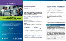 Académicos - Dirección Nacional de Migraciones