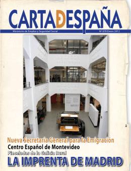 La imprenta de madrid - Portal de la Ciudadanía Española en el