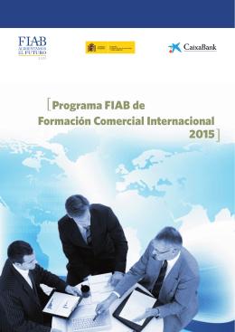 FOLLETO FIAB FORMACION 2015