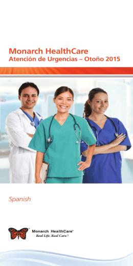 Centros de Atención de Urgencia