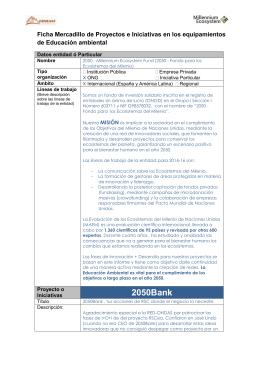 2050Bank, tus acciones de RSC donde el negocio lo necesite
