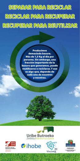 Reciclaje (PDF 340KB)
