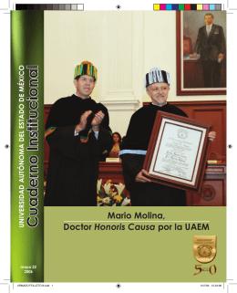 Cuaderno Institucional - Universidad Autónoma del Estado de México