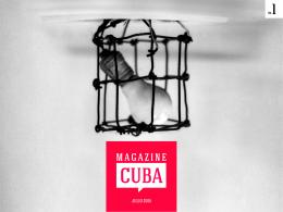 JULIO 2015 - Magazine Cuba